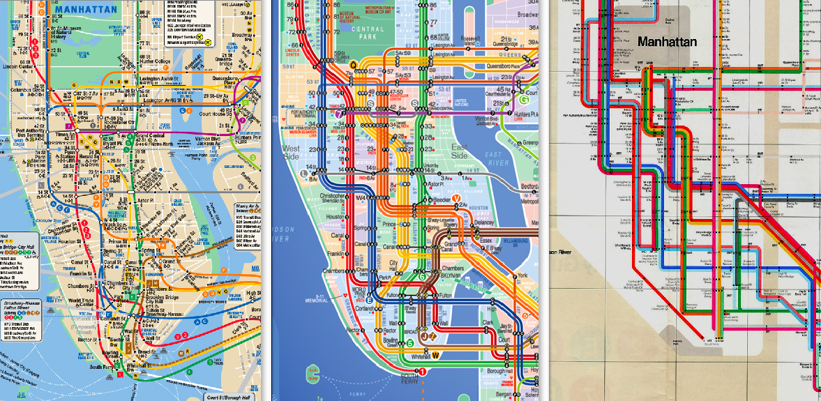 Map Of New York Rail System.About The Kick Map